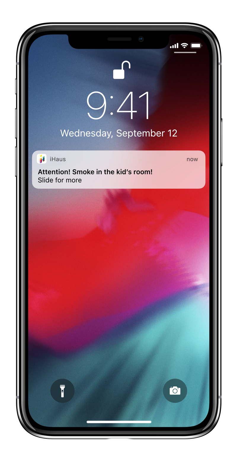 Rauchmelder App